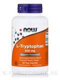 L-Tryptophan 500 mg 60 Vegetarian Capsules
