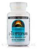 L-Tryptophan 500 mg - 90 Capsules