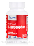 L-Tryptophan 500 mg - 60 Capsules