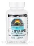 L-Tryptophan with Co B-6 120 Tablets