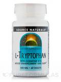 L-Tryptophan 500 mg with Coenzyme B-6 60 Tablets