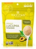 Organic Lucuma Powder - 8 oz (227 Grams)
