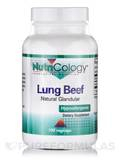 Lung Beef (Natural Glandular) - 100 Vegicaps