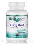 Lung Beef (Natural Glandular) - 100 Vegicaps