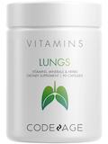 Lungs Vitamins - 90 Capsules