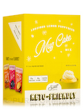Luscious Lemon Poppy Seed Mug Cake Mix - 10 Pouches