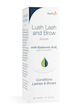 Lush Lash and Brow Serum with Hyaluronic Acid, Argan Oil and KGF™ - 0.17 fl. oz (5 ml)