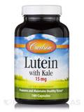 Lutein 15 mg with Kale - 180 Capsules