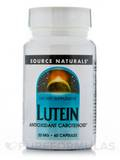 Lutein 20 mg - 60 Capsules
