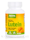 Lutein 20 mg (Zeaxanthin 4 mg) - 60 Softgels