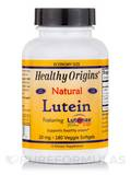 Lutein 20 mg featuring Lutemax® 2020 - 180 Veggie Softgels