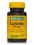 Lutein 20 mg (Natural Carotenoid) 60 Softgels