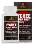 Lychee Super Fruit 500 mg - 90 Vegetarian Capsules