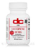 Lycopene 10 mg 30 Softgels