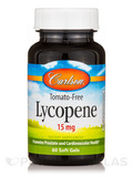 Lycopene 15 mg (Tomato-Free) - 60 Soft Gels