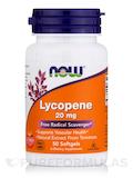 Lycopene 20 mg - 50 Softgels