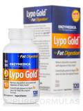 Lypo Gold™ for Fat Digestion - 120 Capsules