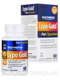 Lypo Gold™ for Fat Digestion - 60 Capsules