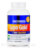 Lypo Gold™ for Fat Digestion - 240 Capsules