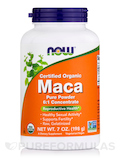 Maca Organic Pure Powder - 7 oz (198 Grams)
