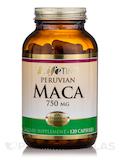 MACA Peruvian 750 mg - 120 Capsules