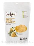 Maca Powder, Organic, Raw - 8 oz (227 Grams)