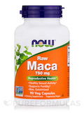 Maca (Raw) 750 mg - 90 Vegetarian Capsules
