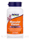 Macular Vision - 50 Softgels