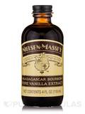 Madagascar Bourbon Pure Vanilla Extract - 4 fl. oz (118 ml)