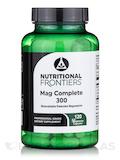 Mag Complete 300 - 120 Vegetarian Capsules