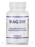MAG-200 - 120 Tablets