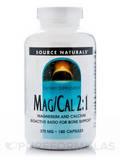 Mag/Cal 2:1 370 mg - 180 Capsules