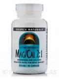 Mag/Cal 2:1 370 mg 90 Capsules