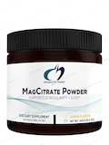 MagCitrate Powder Lemon Flavor - 8.5 oz (240 Grams)