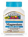 Magnesium 250 mg - 110 Tablets