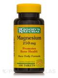 Magnesium 250 mg (Magnesium Oxide) 100 Tablets