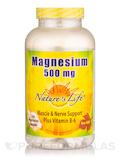 Magnesium 500 mg - 250 Vegetarian Capsules