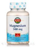 Magnesium 500 mg - 60 Tablets
