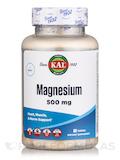 Magnesium 500 mg - 60 Tablets