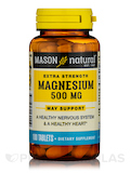 Magnesium 500 mg Extra Strength - 100 Tablets