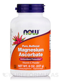 Magnesium Ascorbate Powder (Pure, Buffered) - 8 oz (227 Grams)