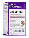 Magnesium + Ashwagandha - 30 Vegetarian Tablets