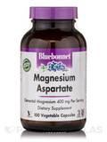 Magnesium Aspartate 400 mg - 100 Vegetable Capsules