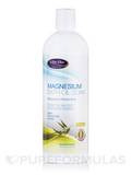 Magnesium Bath Oil Soak, Eucalyptus - 16 fl. oz (473 ml)