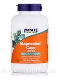 Magnesium Caps 400 mg - 180 Veg Capsules