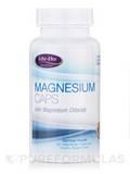 Magnesium Caps - 90 Vegetarian Capsules