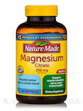 Magnesium Citrate 250 mg 120 Softgels