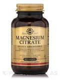 Magnesium Citrate - 60 Tablets