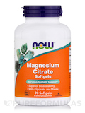 Magnesium Citrate 90 Softgels