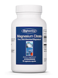 Magnesium Citrate 90 Vegetarian Capsules